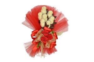 Buquê Especial com 7 Rosas
