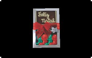 Caixa Botas Noel