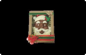 Caixa Rosto Papai Noel