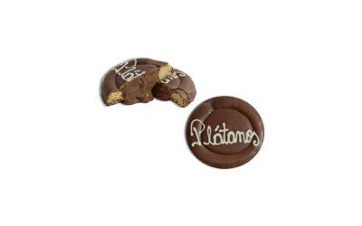 Biscoito Amanteigado com recheio de Avelã