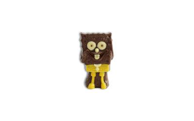 Personagem de Chocolate 04