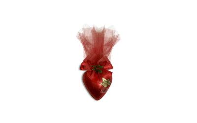 Coração Chocolate Pequeno