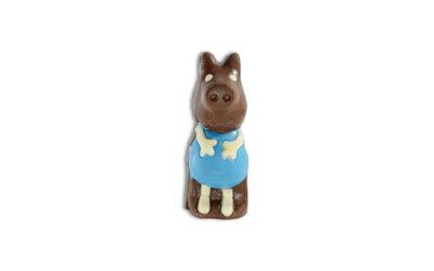 Personagem de Chocolate 05
