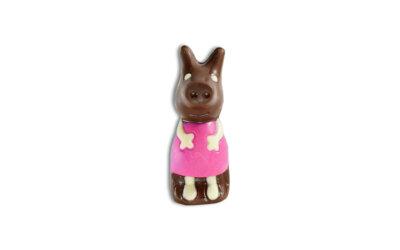 Personagem de Chocolate 06