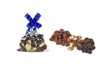 Saco Médio Chocolate