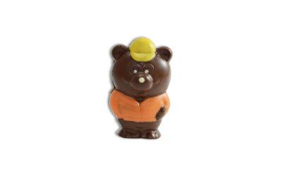 Urso Grande de Chocolate