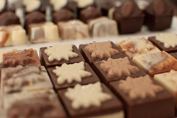 Formatos de chocolates únicos e personalizados 1